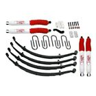 For Jeep CJ7 76 86 Tuff Country 42703KH 4 x 4 Front  Rear Suspension Lift Kit