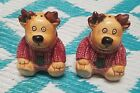 Bear Couple Salt And Pepper Shakers