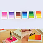 Craft Multi Colors Ink Pad Oil For Rubber Stamp Paper Wood Fabric Durable Inkpad