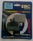 Piaggio X8 200 (2004 to 2005) EBC Organic REAR Disc Brake Pads (SFA266) (1 Set)