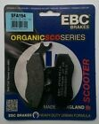 Derbi GP1 50 Open (2006 to 2011) EBC Organic FRONT Disc Brake Pads (SFA194)