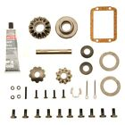 For Jeep Wrangler 1990-2006 Spicer 2002914 Front Differential Case Gear Kit