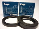 YAMAHA XJ900 S DIVERSION 95-02 KOYO FRONT WHEEL BEARINGS & SEALS OEM SPEC