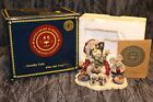 Boyds Bears & Friends Santa & Nibbles...A Purrfect Holiday 5th Edition