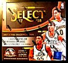 2017-18 Panini Select Basketball 1st Off the Line Factory Sealed Hobby Box