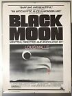 Louis Malle Black Moon Rolled wild posting Movie Poster Joe Dallesandro