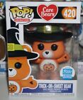 Funko Pop Trick or Sweet Bear #420 Care Bears Exclusive Brand New