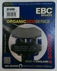 Kymco Spike 100 / 125 (2000 to 2006) EBC Organic FRONT Disc Brake Pads (SFA86)