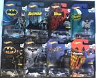 Hot Wheels 2014 Batman 75th Anniversary Complete Set of 8 Walmart Exclusive