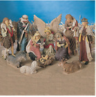 18 11 Piece Indoor Nativity Figurine Sets Christmas Holiday Indoor Decor