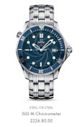 Omega Seamaster Bond 007 Casino Royale Limited Edition Mens Watch 2226.80.00