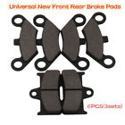6 Pcs/3Sets Front Rear Brake Pads For CF Moto CF500 500CC 600CC X5 X6 U5 ATV UTV