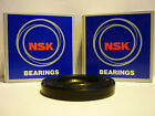KAWASAKI ZXR400 H1-H2 89-90 OEM SPEC NSK REAR WHEEL BEARINGS & DISC SEAL