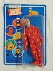 MEGO 1979 WORLDS GREATEST SUPER HEROES 8 HUMAN TORCH ON FRENCH CARD Original
