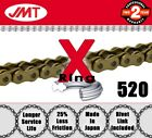 JMT Gold  X-Ring Drive Chain 520 P - 102 L for Goes