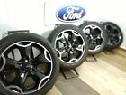 Fully Refurbished Genuine Ford Kuga alloy wheels 18 with good tyres