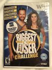 The Biggest Loser Challenge Nintendo Wii Compatible with Wii Balance Board
