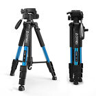 ZOMEI Pro Tabletop Portable Mini Tripod for Travel DSLR Camera With Carry Bag
