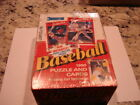 Donruss 1990 Baseball Card Box Unopened with 36 packs