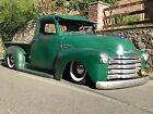 Classic American Patina pickup truck Chevy 3100 Truck Hot rod REDUCE