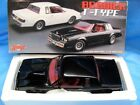 GMP 118 Diecast 1986 Buick T Type Black 1 of 750 G1800224 MIB