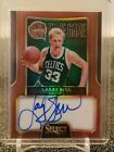 2014-15 Select Hall of Fame Game Autograph Copper Prizm Larry Bird 49