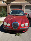 2000 Jaguar S-Type leather 2000 for $2100 dollars