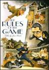 The Rules of the Game Criterion Collection 2 Discs by Jean Renoir New