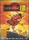 The Lion King 1 1 2 2 Discs by Bradley Raymond Used