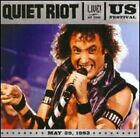 Live at the Us Festival 1983 [CD/DVD] by Quiet Riot: New