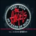 40 Years of Rock, Vol. 1: 40 Greatest Studio Hits by The Angels: New