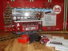 LGB 72351 RED CHRISTMAS TROLLEY STARTER SET COMPLETE  NEW IN ORIGINAL BOX