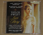 Taylor Swift Love Story 1 Track HK Promo CD Single RARE 1989 Reputation