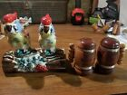 Vintage Salt and Pepper Shakers Collection
