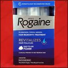 Rogaine Unscented Foam 3 Month 06/2020+ US seller Hair Loss Regrowth MEN