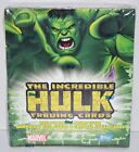 The Incredible Hulk Trading Cards - Trading Card Hobby Box - Topps - New Sealed