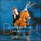 Bach: Complete Suites for Cello by Christian-Pierre La Marca: New
