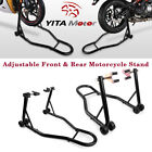 Used Motorcycle Stand Front Rear Swingarm Lift Head Front Forklift Auto Bike