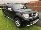 nissan navara outlaw 57 plate pick up truck swaps px