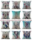 US SELLER 10pcs wholesale sofa pillow cushion covers American native dreamcather