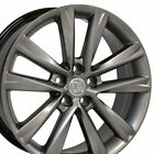 19 Rims Fit Lexus Rx350 F Sport Style Hyper Silver Wheels 74279 SET