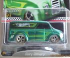 HOT WHEELS RED LINE CLUB EXCLUSIVE DAIRY DELIVERY 2012 COLLECTOR EDITION GREEN