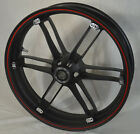 G0110.02A8BYDC, NEW Buell Front Piranha Black With Red Wheel, All XB'S