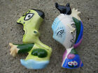 Picasso Abstract Colorful Cubism Salt  Pepper Shakers