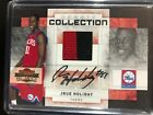 JRUE HOLIDAY 09-10 Threads PRIME PATCH AUTO ROOKIE RC SP # 25 (H2)