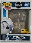 Funko POP EXCLUSIVE Translucent Parzival #496 Ready Player One Vinyl Figure