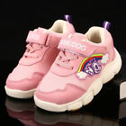 Baby Girls Sneakers Fur Winter Sport Shoes Infant Leather Shoes