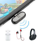 Wireless Bluetooth Adapter for Nintendo Switch Headset Receiver Audio Transmitte