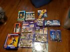 2000 STARTING LINEUP LOT OF 8 BASEBALL ACTION FIGURES AND OTHER BASEBALL TOYS