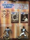 Roberto Clemente and Willie Stargell Pirates Greats 1989 STARTING Line Up